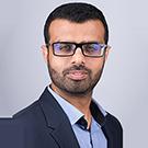 Presenter Imran Farooq